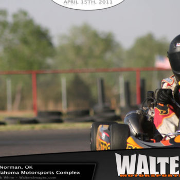 Shane Walters 2011 Karting Wallpaper
