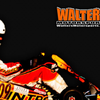 Shane Walters 2009 Karting Wallpaper