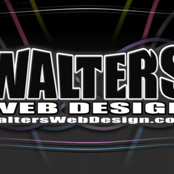 Walters Web Design Wallpaper 2010