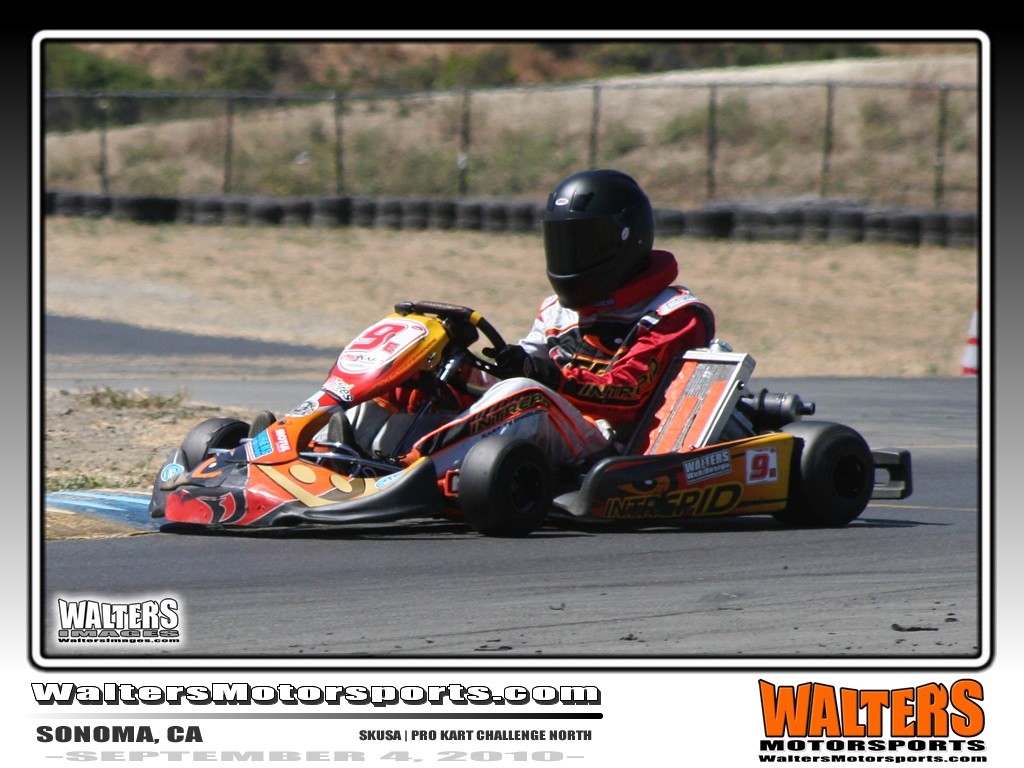 Dallas Karting Complex >> Infineon Kart Track - Shane Walters