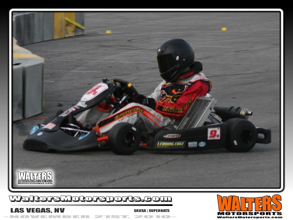 Dallas Karting Complex >> SKUSA SuperNats - Shane Walters