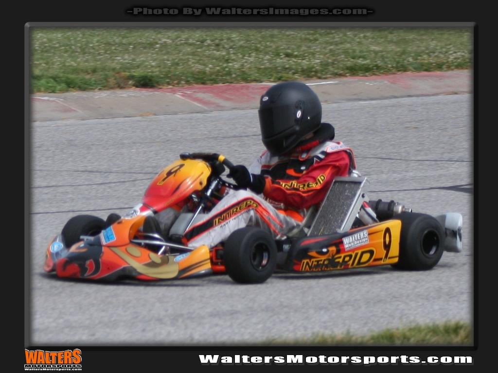 Dallas Karting Complex >> Gateway Motorsports Park - Shane Walters
