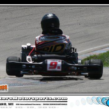 Shane Walters US Air Motorsports Raceway