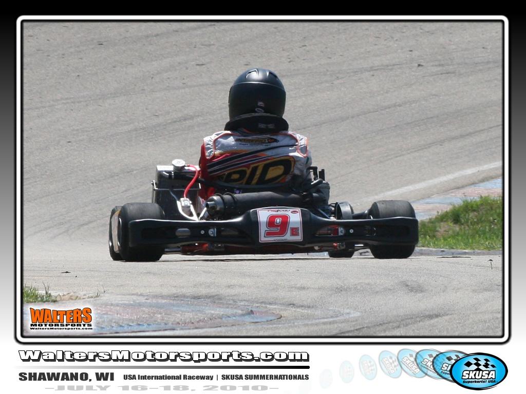 Dallas Karting Complex >> US Air Motorsports Raceway - Shane Walters