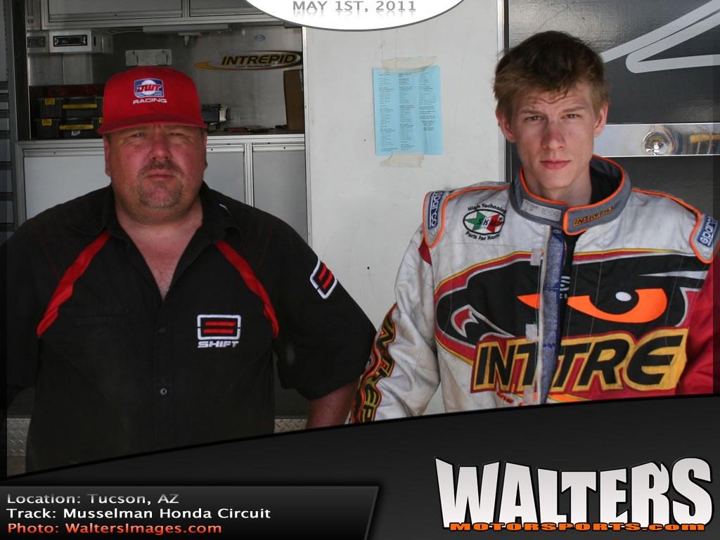 Musselman Honda Circuit Archives - Shane Walters