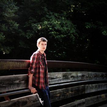 Emmenegger Park ( Shane Walters Self Portrait )