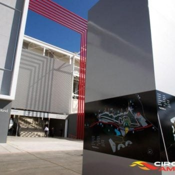 2012 Formula One Returns To America (Circuit Of The Americas) The Track