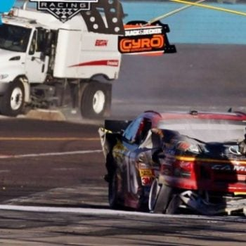 Jeff Gordon Wrecks Clint Bowyer (NASCAR Cup Series)