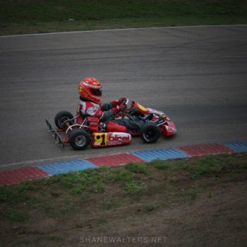 Shane Walters Photography (Stars of Karting) Sage Karam 2006