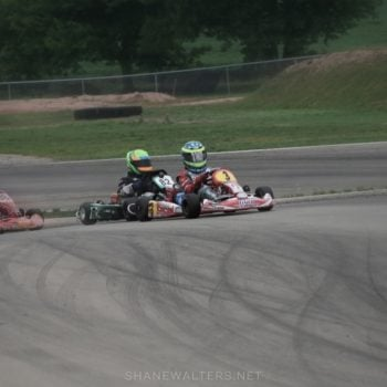 Shane Walters Photography (Stars of Karting) Sage Karam 2007