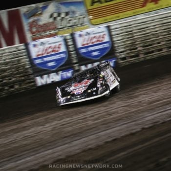 Knoxville Late Model Nationals Darrell Lanigan Photos ( Shane Walters Photography )