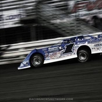Knoxville Late Model Nationals Josh Richards Photos ( Shane Walters Photography )