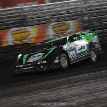 Knoxville Late Model Nationals Chad Simpson Photos ( Shane Walters Photography )