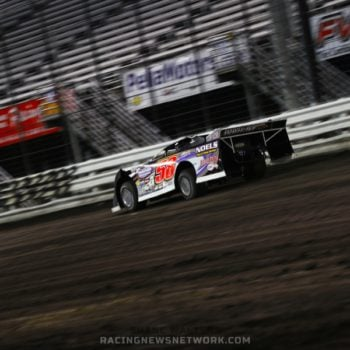 Knoxville Late Model Nationals Dave Eckrich Photos ( Shane Walters Photography )