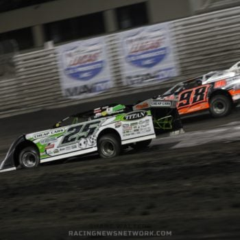Knoxville Late Model Nationals Jason Feger Photos ( Shane Walters Photography )