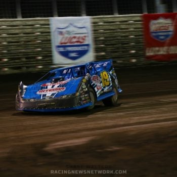 Knoxville Late Model Nationals Ryan Gustin Photos ( Shane Walters Photography )
