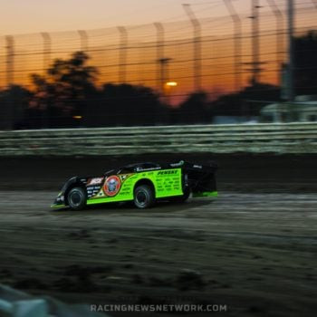 Knoxville Late Model Nationals Scott Bloomquist Photos ( Shane Walters Photography )
