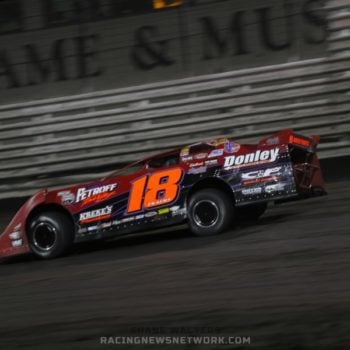 Knoxville Late Model Nationals Shannon Babb Photos ( Shane Walters Photography )