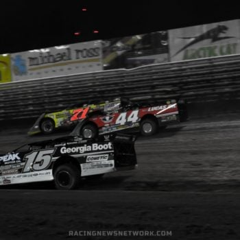 Knoxville Late Model Nationals Steve Francis Photos ( Shane Walters Photography )