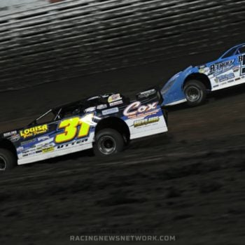 Knoxville Late Model Nationals - Knoxville Raceway ( Shane Walters Photography ) Jason Utter