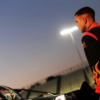 Knoxville Late Model Nationals - Knoxville Raceway ( Shane Walters Photography ) Travis Dickes