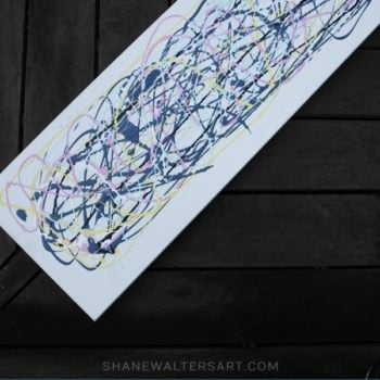 Shane Walters Art String Painting