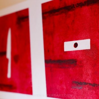Shane Walters Art Dexter Painting