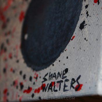 Shane Walters Drip Painting
