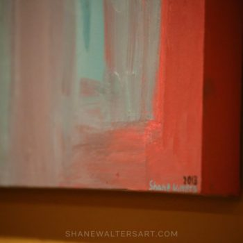 Shane Walters Pink Blue Painting 2013-3 (3)