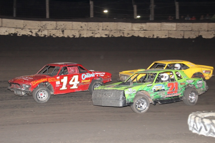 C3 Race Cars Dirt Chassis Builders Website - Shane Walters
