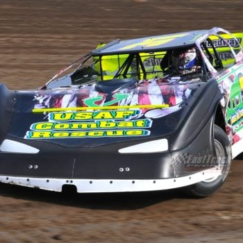 Jason Utter Motorsports Dirt Late Model Web Design 2