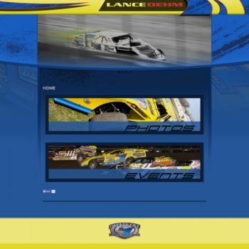 Lance Dehm Racing Dirt Mod Website