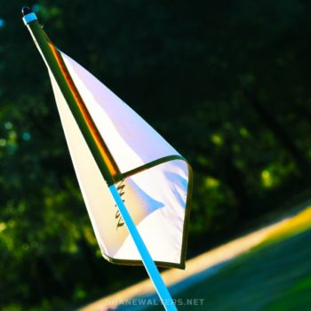 Mystic Dunes Golf Course Flag 8139