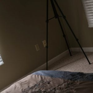 Bed Build Before and After LED Lighting Project Photography 8636
