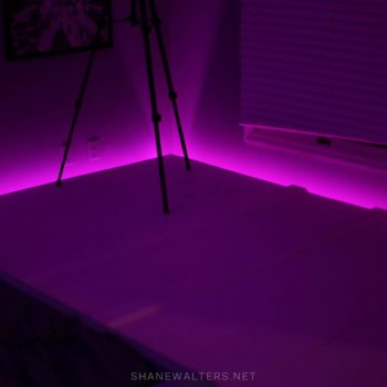 Bed In Floor Contemporary Bedroom Project Photos 9823 Purple Cove Lighting