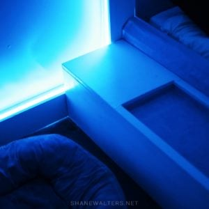 Bed In Floor Contemporary Bedroom Project Photos 9842 Modern Nightstand