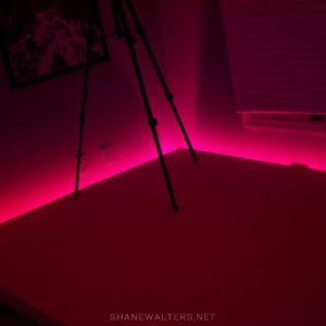 Bed In Floor Contemporary Bedroom Project Photos 9860 Pink Copve Lights