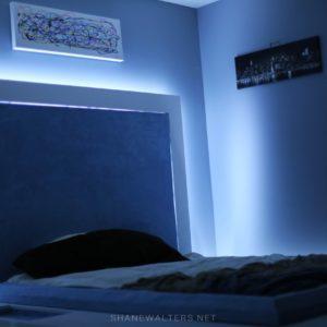 Bed In Floor Contemporary Bedroom Project Photos 9896