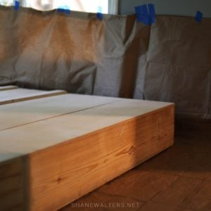 Bed Into Floor Modern Contemporary Bed Project Photos 9139