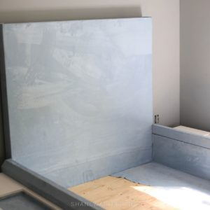 Bed Into Floor Modern Contemporary Bed Project Photos 9143 Baby Blue Headboard