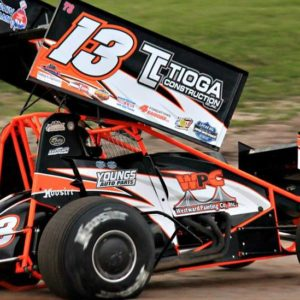 Kevin Ward Jr Sprint Car