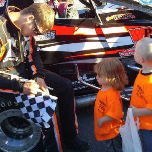 Kevin Ward Jr Sprintcar Driver