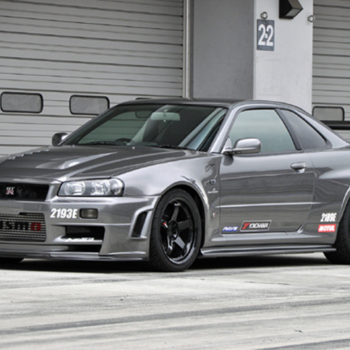 Nissan Nismo R34 Photos