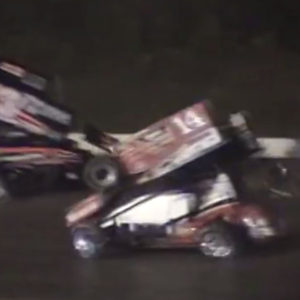 Tony Stewart Sprint Car Crash Kills Driver Kevin Ward Jr ( Sprint Car Crash Photos )