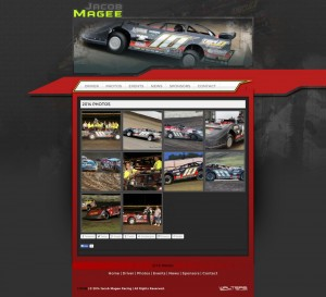 Jacob Magee Dirt Late Model Racing Website Link Announced