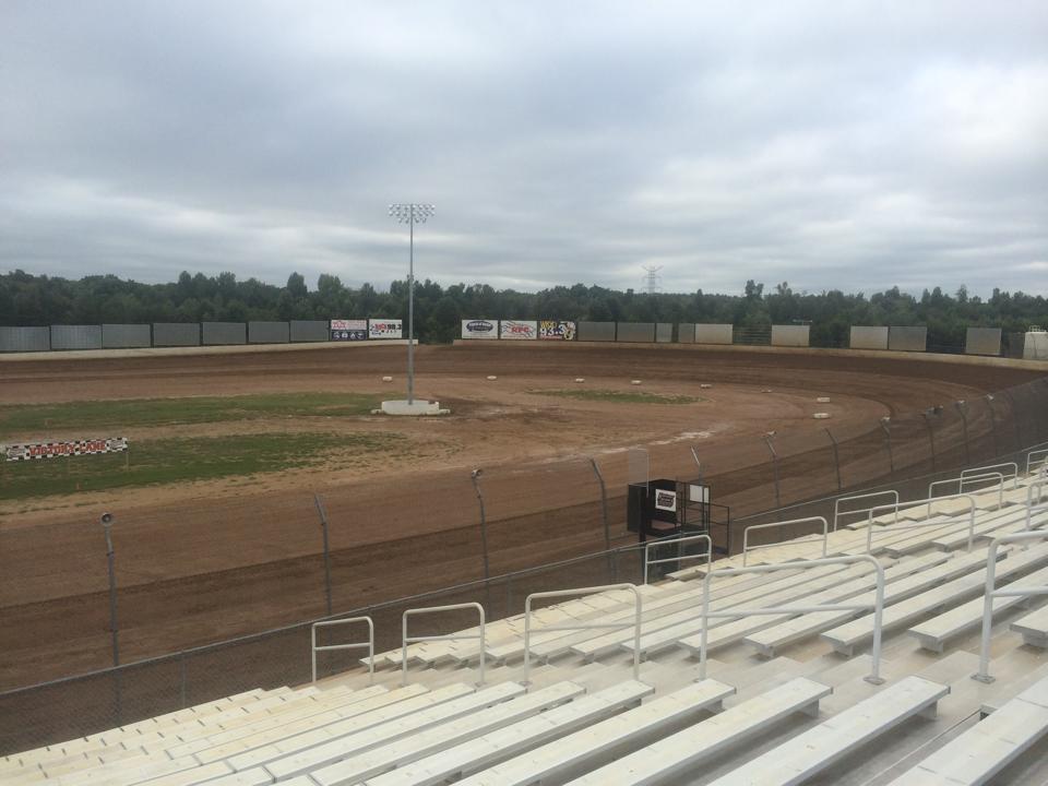 KY Lake Motor Speedway Dirt Track Website Design