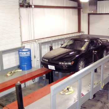 Alien Chassis Dyno Website Skyline - Walters Web Design
