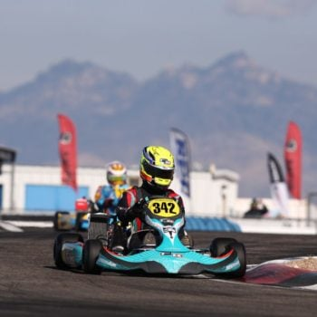 Jake Craig American Karting Driver Website
