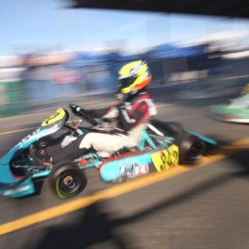 Jake Craig American Karting Driver Website Design Formula K Chassis