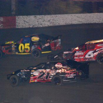 John Freeman Racing IMCA Southern Sport Mod Driver